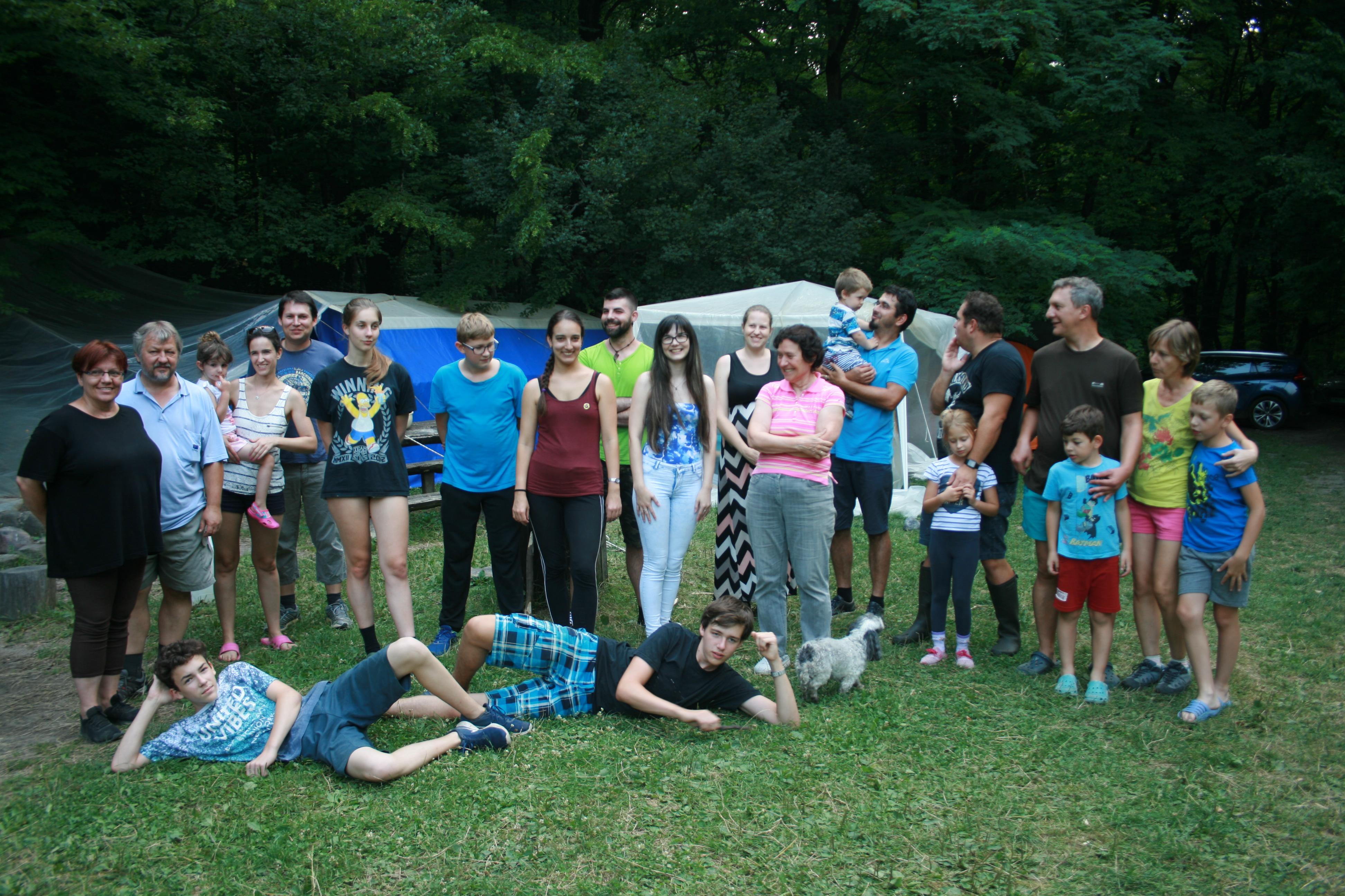 táboros találkozó