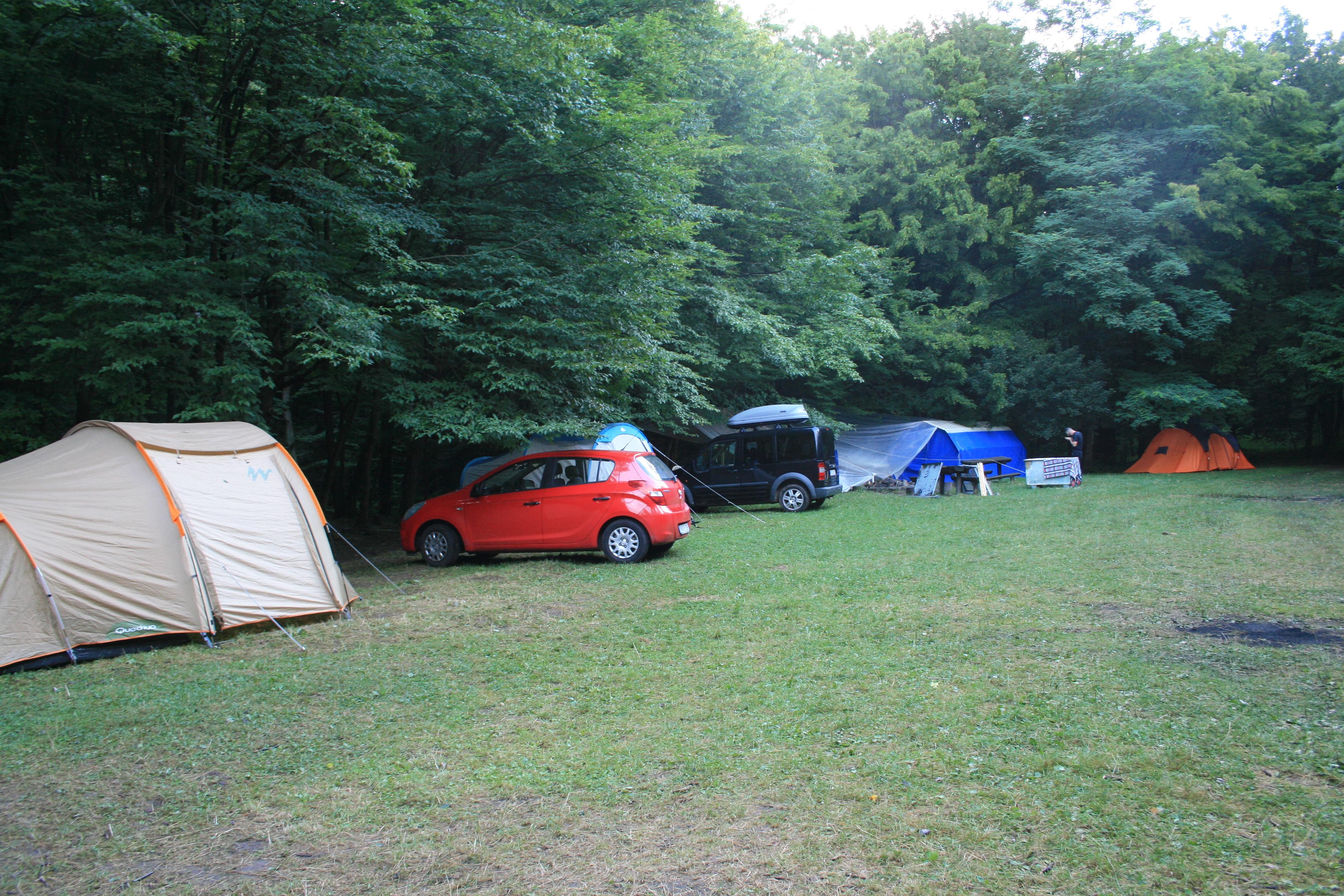 táborunk